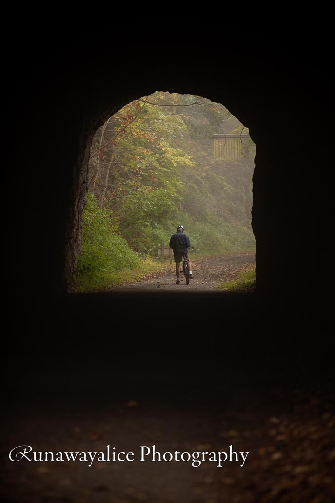Tunnel on the New River Trail